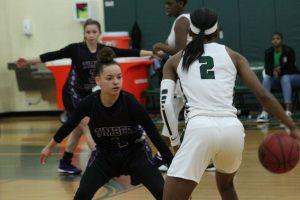Girls Varsity Basketball vs Father Lopez