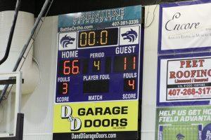 District Semifinals Girls Basketball vs Lake Nona