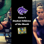 January Spotlight | Gator's Student Athletes of the Month