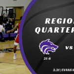 TC Boys Basketball | Regional Quarterfinal vs Maynard Evans