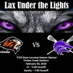 TC Boys Lacrosse | GAMEDAY vs Oviedo Lions