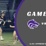 TC Girls Lacrosse | GAMEDAY vs Cypress Creek Bears