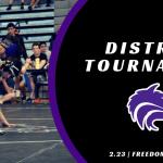TC Boys Wrestling | 2019 District Tournament