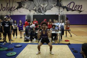 TC Boys Weightlifting Photos