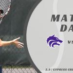 TC B/G Tennis | MATCHDAY at Cypress Creek