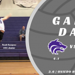 TC Boys Volleyball | GAMEDAY at Oviedo Lions