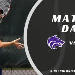 TC B/G Tennis | MATCHDAY vs Colonial