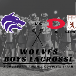 TC Boys Lacrosse | GAMEDAY at Austin Tindall Sports Complex