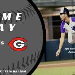 TC Baseball | GAMEDAY vs Colonial Grenadiers