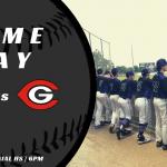 TC JV Baseball | GAMEDAY at Colonial Grenadiers