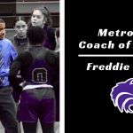 TC Girls Basketball | Freddie Cintron, Metro East Coach of the Year