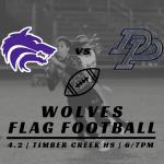 TC Flag Football | GAMEDAY vs Dr Phillips