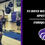 TC Boys Weightlifting | Enrique Tirado Advances to State Meet