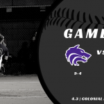 TC Softball | GAMEDAY at Colonial Grenadiers