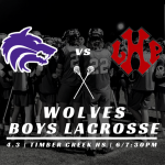 TC Boys Lacrosse | GAMEDAY vs Lake Highland