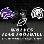 TC Flag Football | GAMEDAY at Maynard Evans