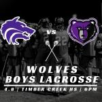 TC Boys Lacrosse | GAMEDAY vs Winter Springs