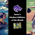 March Spotlight | Gator's Student Athletes of the Month
