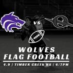 TC Flag Football | GAMEDAY vs Olympia Titans
