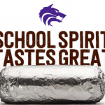 TC Fundraiser | Three Cheers for Chipotle!
