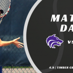 TC B/G Tennis | MATCHDAY vs Oak Ridge