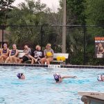Girls Varsity Water Polo beats Colonial 17 – 3 in District Semifinals