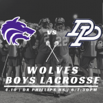 TC Boys Lacrosse | GAMEDAY at Dr Phillips