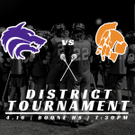 TC Boys Lacrosse | Finish #3 Seed for District Tournament