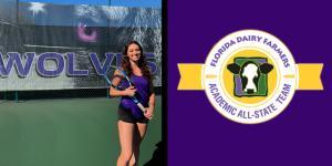 Alana Wolfberg -Florida Dairy Farmer Award