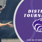 District Tournament Tennis
