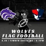 TC Flag Football | GAMEDAY vs Freedom