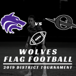 District Tournament - Flag Football vs Olympia