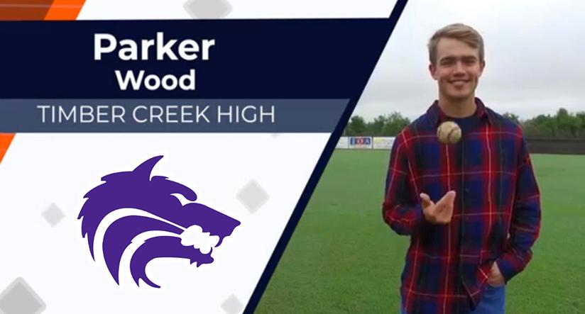 TC Athletics Spotlight   Senior – Parker Wood