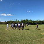 Spring Football Practice