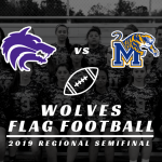 REGIONALS - Flag Football vs Martin County