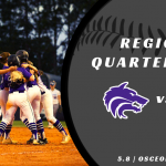 Softball Regional Qrtrfinals vs Osceola