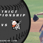 Baseball District Championship
