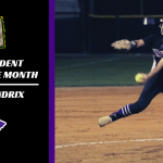 Lindsey Hendrix Gators Student Athlete of the Month