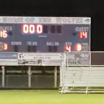 Boys Varsity Football beats Lake Nona 16 – 14 in Spring Game