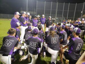Baseball District Champs
