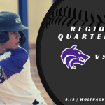 Baseball Regional Quarterfinal vs Ridge