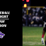 TC Football Spotlight - Isaiah Cintron