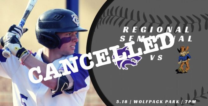 TC Baseball | Receive Automatic Bye to 9A Regional Final