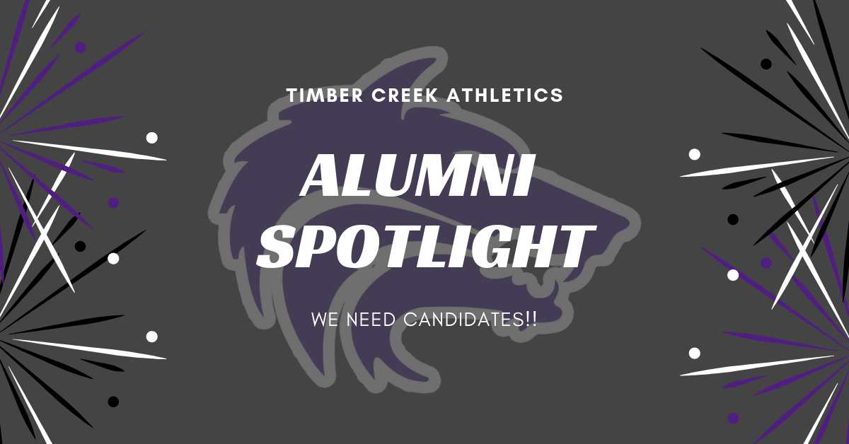 TC Athletics | Alumni Candidates for 2019-20 Season