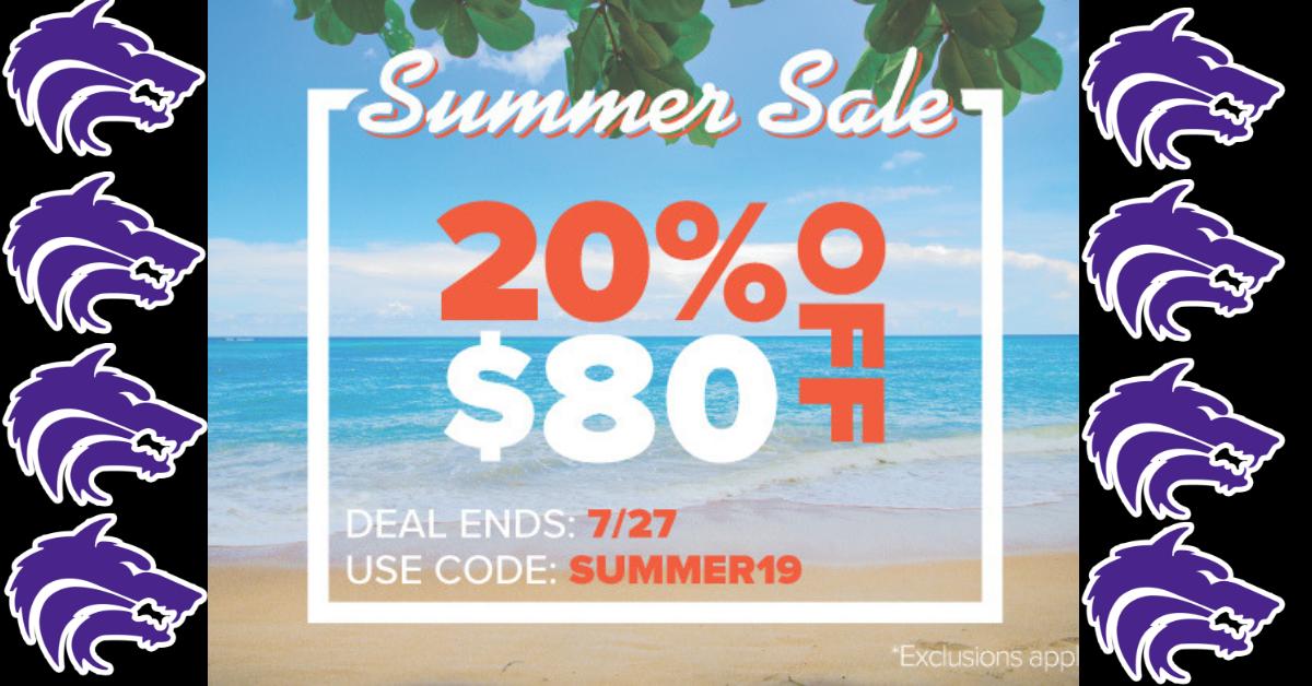 TC Athletics Apparel | Summer Sideline Sale
