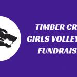 Girls Volleyball Fundraiser