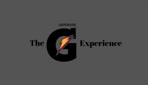 the gatorade experience