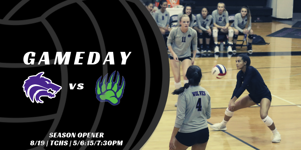 TC Girls Volleyball | GAMEDAY vs Windermere