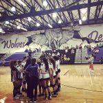Girls Freshman Volleyball beats Winter Springs 2 – 0