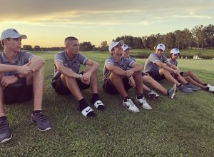 TC Boys Golf vs Harmony Photos